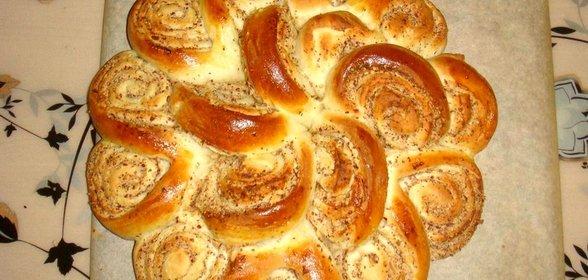 Рецепт бабушкин пирог с маком