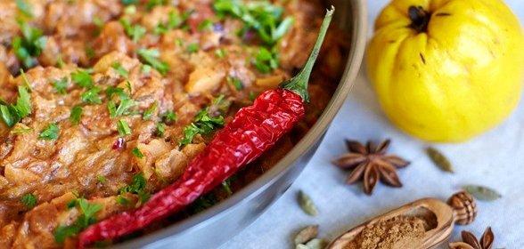 Рецепты индийской кухни пошагово с фото