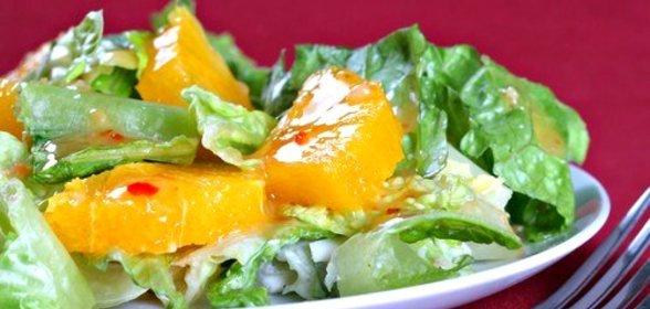 Салат из салата латука рецепт