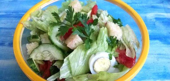 Салат айсберг рецепты простые и вкусные