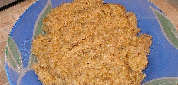 Пшеничная каша простой рецепт