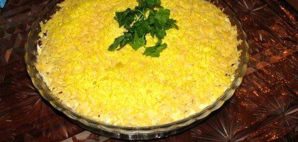 Салат рецепт с фасолью и курицей рецепт с пошагово