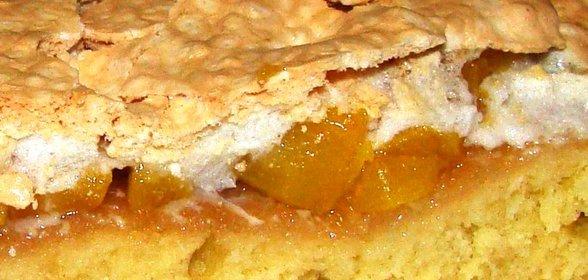 Рецепт пирог с безе в домашних условиях пошагово