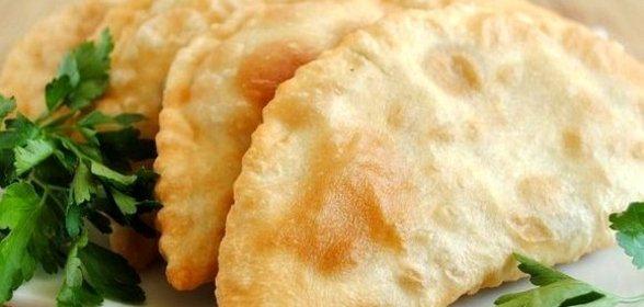 Чебуреки рецепт с фото пошаговый классический