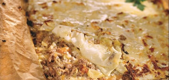 Домашняя лазанья пошаговый рецепт фото