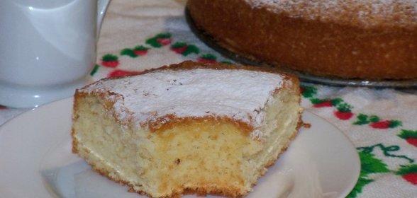 Лимонный пирог на белках рецепт 👌 с фото пошаговый | Едим ...