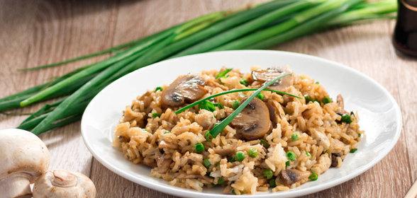 Рис по-китайски рецепт пошагово