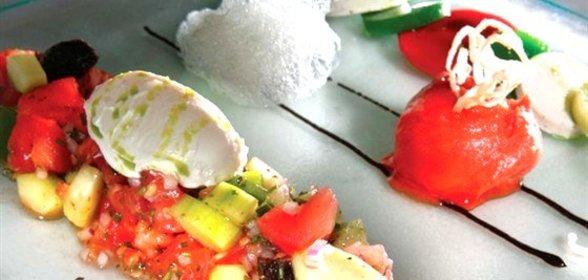 Греческий салат рецепт простой рецепт с