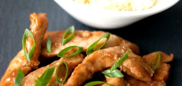 Курица с кускусом рецепт с фото