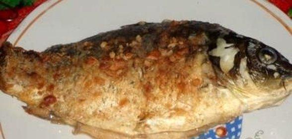 Рыба в духовке в сметане рецепты с пошагово