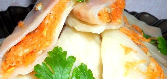 Голубцы овощные маринованные рецепт пошагово