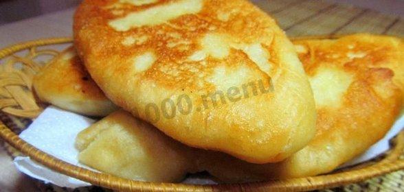 пирожки простой рецепт с фото
