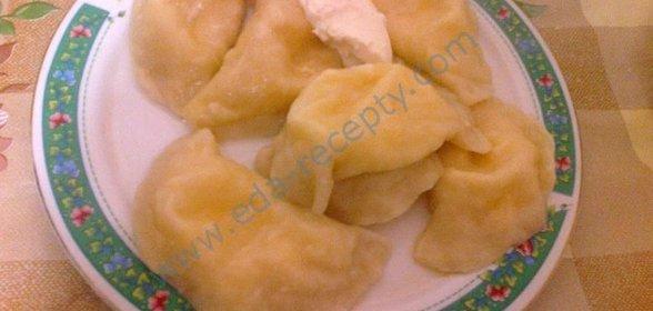 Тесто для вареников с картошкой на воде рецепт пошагово