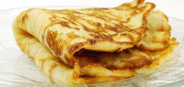 Блины с сыром рецепт пошагово