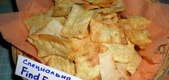 Чипсы из лаваша рецепты с пошагово