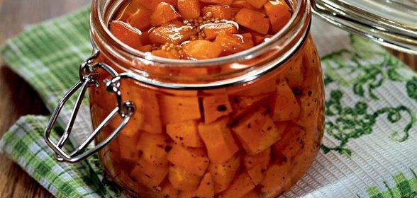 Маринованная морковь в домашних условиях