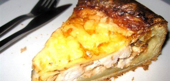 Пироги открытые рецепты с фото пошагово