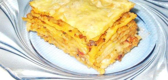 Рецепты лазанья дома