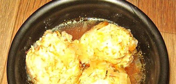 Рецепт приготовления соуса в мультиварке