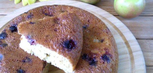рецепты пирогов в мультиварке на кефире