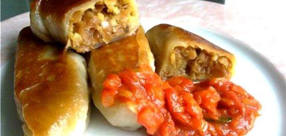 Украинская кухня рецепт с пошагово в