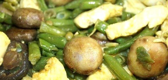 Фасоль рецепты готовим дома