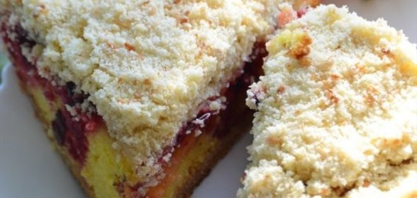 Сливовый пирог рецепт с фото пошагово в духовке поваренок