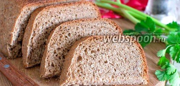 Хлеб в хлебопечке пошаговый рецепт с