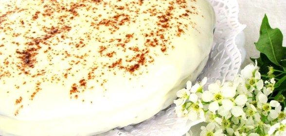 Торт из черемуховой муки рецепт пошагово