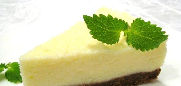 Чизкейк классический без выпечки рецепт пошагово