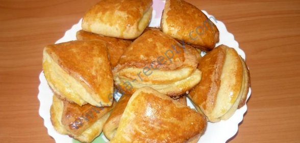 Рецепт простого вкусного домашнего печенья