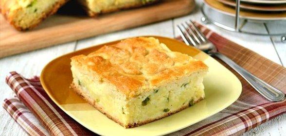 Пирог с брынзой рецепт