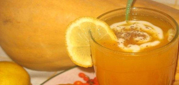 Очень простой Рецепт Сока из тыквы и яблок на зиму пошагово с фото, рецепт домашней кухни