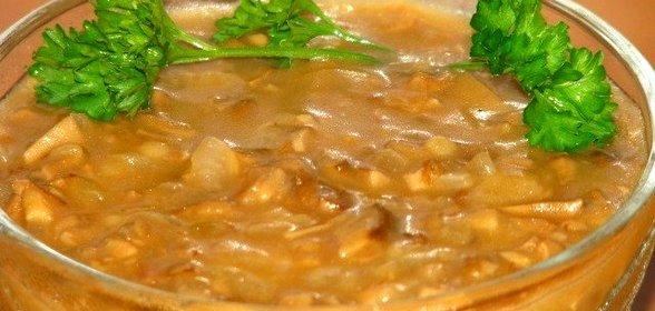 Грибной соус рецепт с пошагово