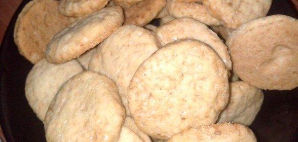 Как приготовить простое песочное печенье рецепт