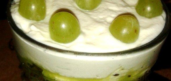 Десерты в креманках рецепты с пошагово