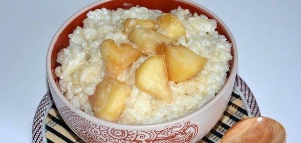 Рецепт каши рисовой в мультиварке с фото пошагово