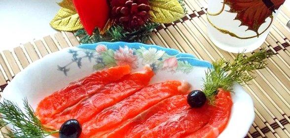 Семга по русски рецепт пошагово