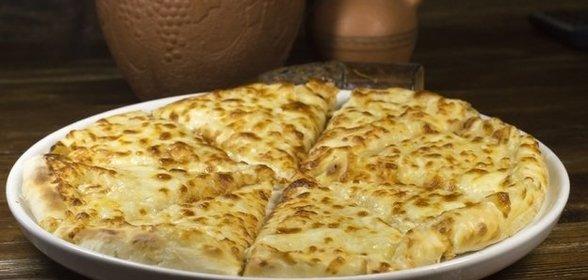 Пошаговый рецепт хачапури с сыром с