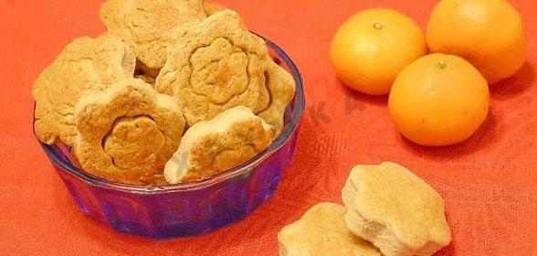 Печенье на домашних сливках с пошагово в