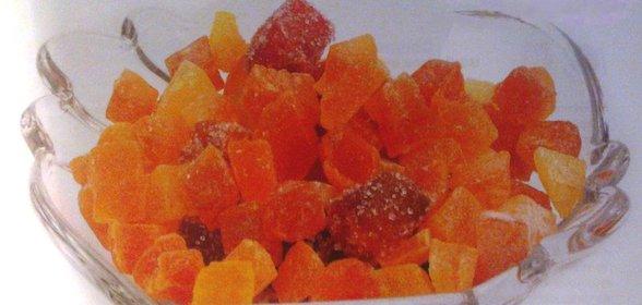 Цукаты из моркови в домашних условиях рецепт с фото
