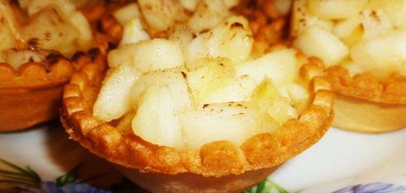 рецепт быстрой шарлотки с яблоками в духовке