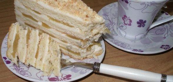Яблочный торт рецепт пошагово