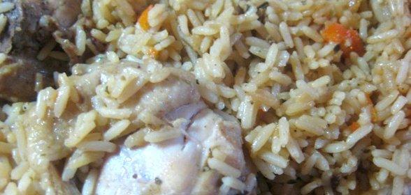 рис в рукаве рецепт с фото