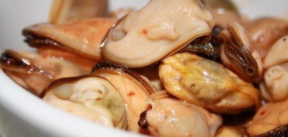 Приготовление мидий в домашних условиях пошаговый рецепт с