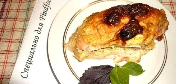 Куриные грудки черносливом рецепт с фото