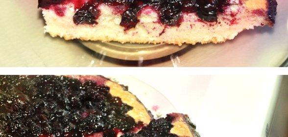 Пирог со смородиной рецепт с пошаговым