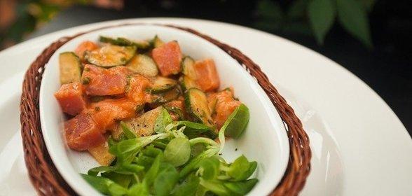 Севиче из лосося рецепт с фото пошагово