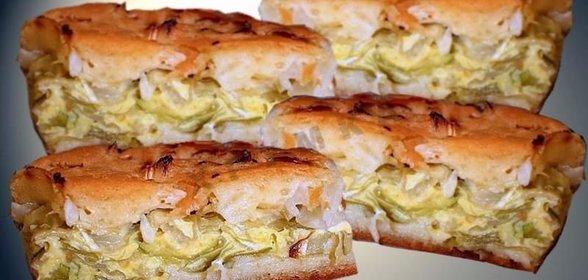 Вкусный пирог с капустой рецепт пошагово в духовке отзывы