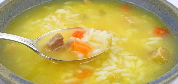 Рецепт суп овощьной диетический